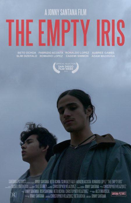 new the empty iris poster